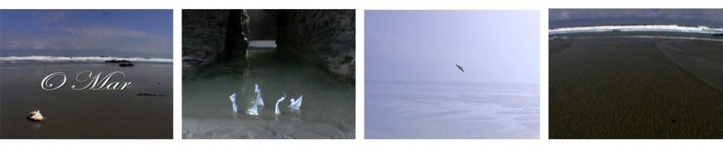 O mar web