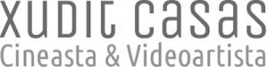 Logotipo web Xudit Casas Directora de cine