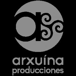 Logotipo Arxuina Producciones